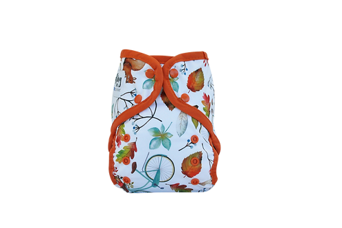 Seedling Baby Multi-fit Pocket Nappy (Autumn)