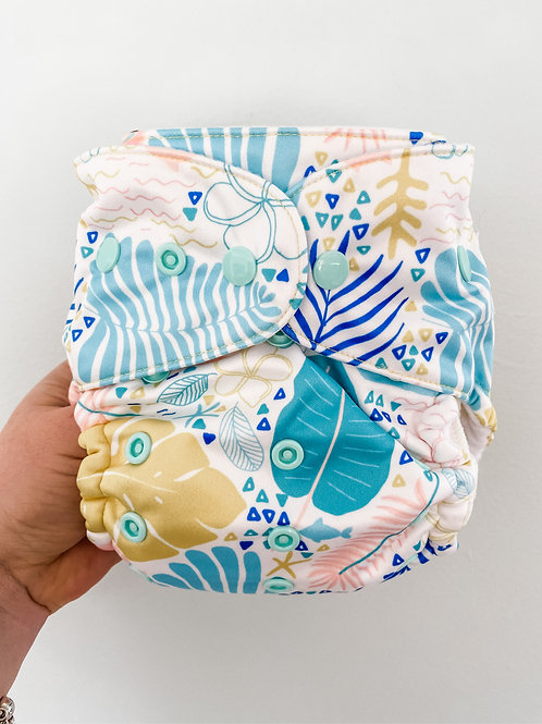 Baby BeeHinds Magicall Multi-Fit Pocket Nappy (Summerland)