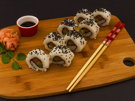 Chile lidera consumo de sushi en Latinoamérica.