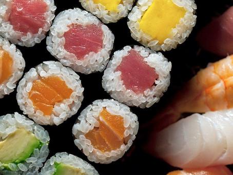 Errores que seguro que cometes cuando comes sushi
