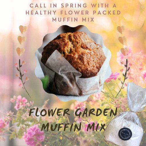 Flower Garden Muffin Mix