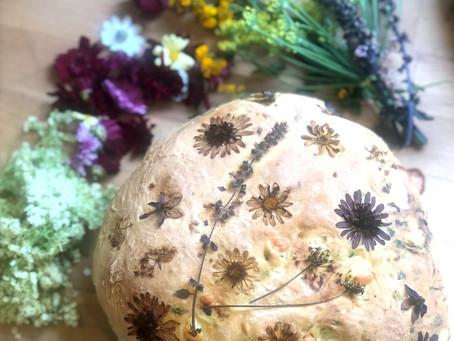 Flower Garden Bread Recipe