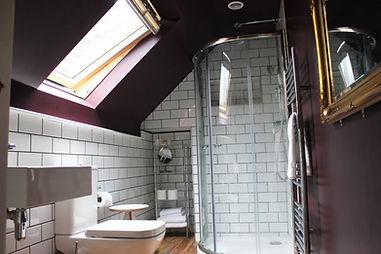 F&B Brinjal ensuite bathroom