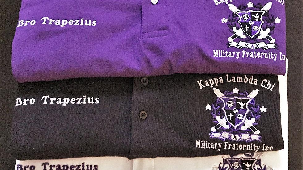 Kappa Lambda Chi Business Polos