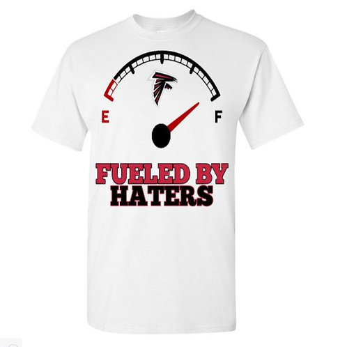 Fueled By Haters Football T-Shirts