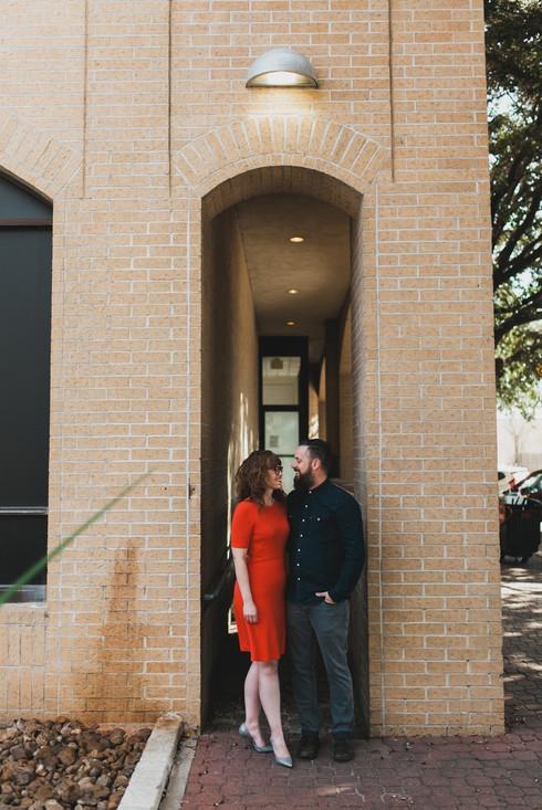 Austin Portrait Photographer | Couples Photography | Jason & Sarah