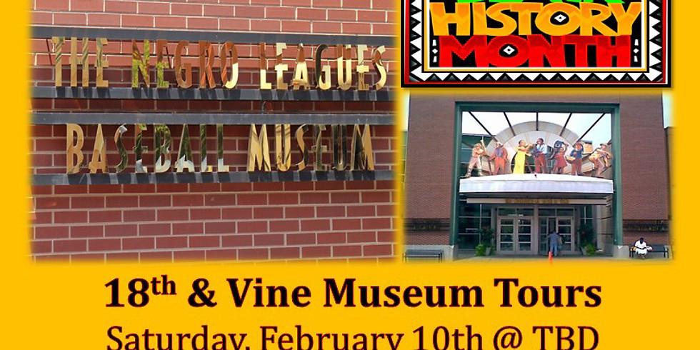 BLACK HISTORY - 18th & Vine MUSEUM TOUR