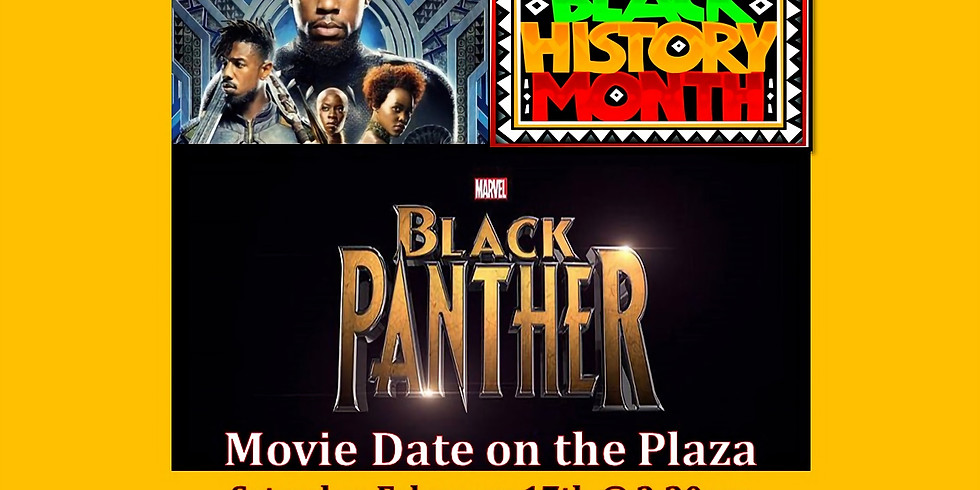 BLACK HISTORY - Movie Date on the Plaza