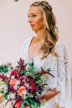 Wedding Hair | Oxleaze