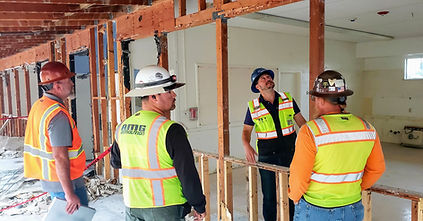 Tailgate Safety Toolbox Talk Meeting Foreman Construction Jobsite