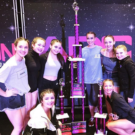"Chicago's 2018 ""Top Intermediate Studio"""