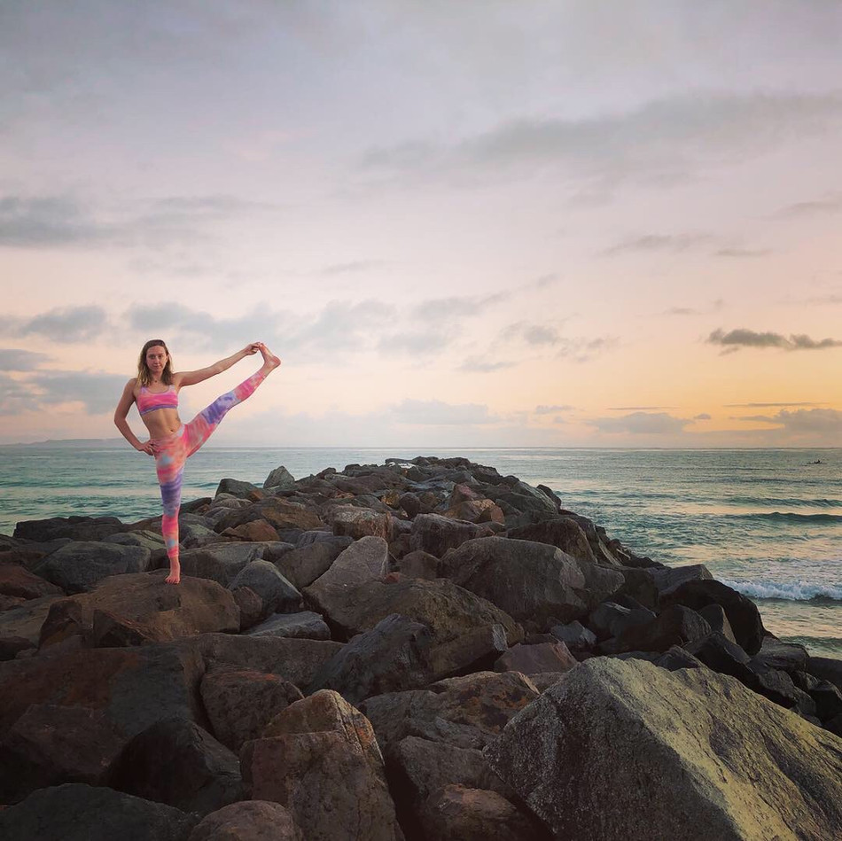 Post Yoga Class Conversation