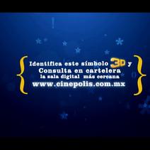 Cinépolis  3D