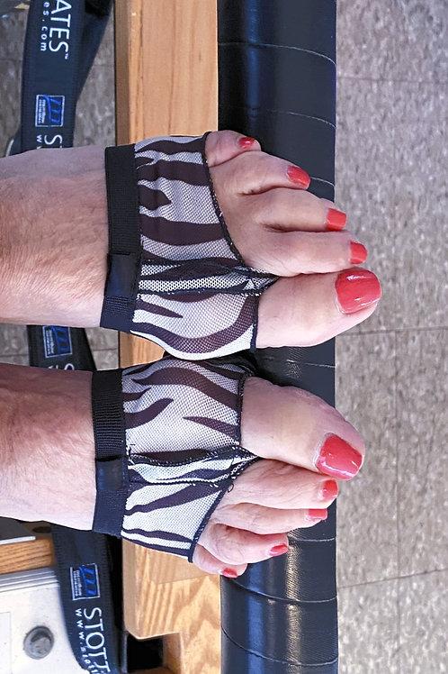 Zebra Foot Undies