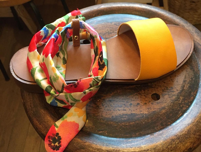 sandales pramousquier