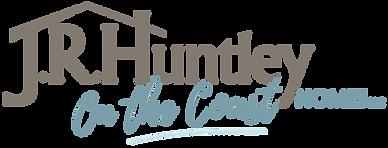 JR Huntley on the Coast Logo Transparent