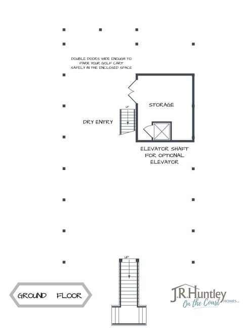 The Hudson Floorplan