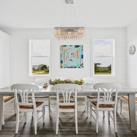 DINING Spaces by J.R. Huntley