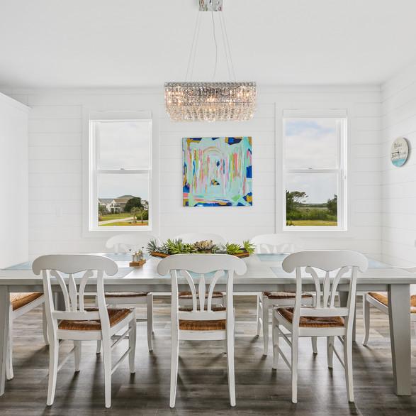 DINING Spaces by J.R. Huntley