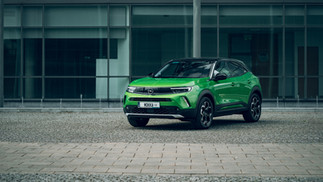 2021 Opel Mokka-E