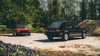 VW Golf MK1 GTI Pairing