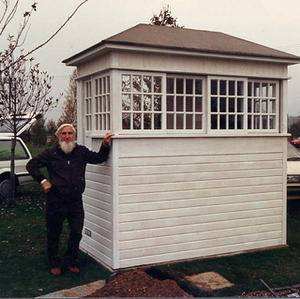 Frank Ashmore Signal Box