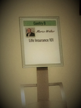 """Life Insurance 101"" Break-Out Session"