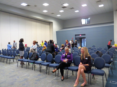 """1st Annual """"Reframing the Conversation"""": Life-Planning Community Event"""