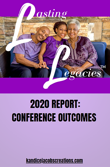 2020 Conference Outcomes[Report Cover].p