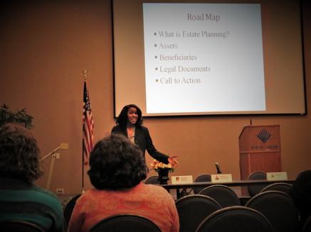 """""""Elder Care Legal Matters & Estate Planning"""""""