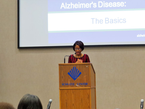 """""""Alzheimer's Disease & Dementia"""""""