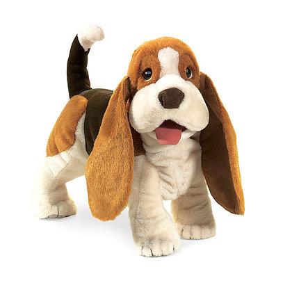 FM2919 - Basset Hound Puppet