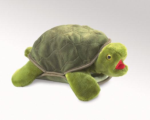 FM2021 - Turtle Puppet - Large