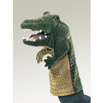FM2559 - Crocodile Stage Puppet
