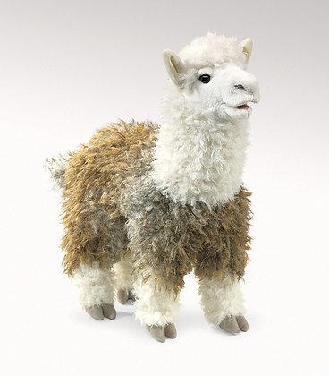 FM2953 - Alpaca Puppet