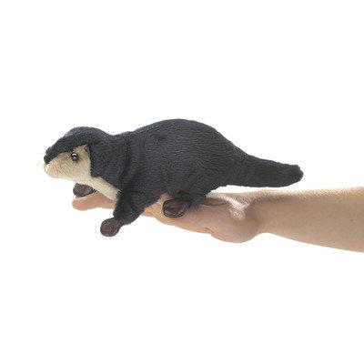 FM2684 - Mini River Otter Finger Puppet