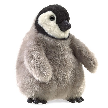 FM3126 - Baby Emperor Penguin Puppet
