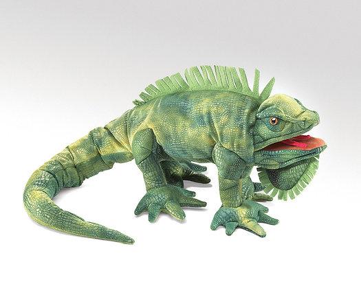 FM2258 - Iguana Puppet