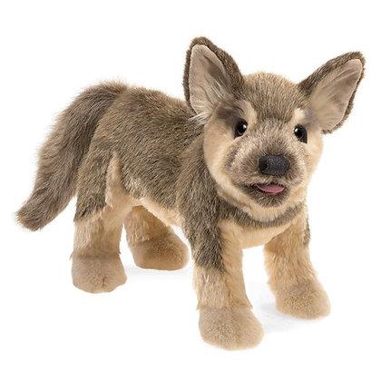 FM3116 - German Shepherd Puppy Puppet