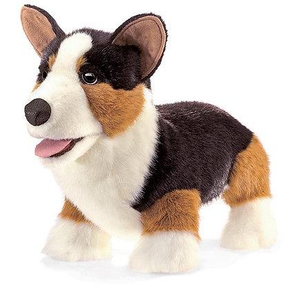 FM3089 - Corgi Dog Puppet