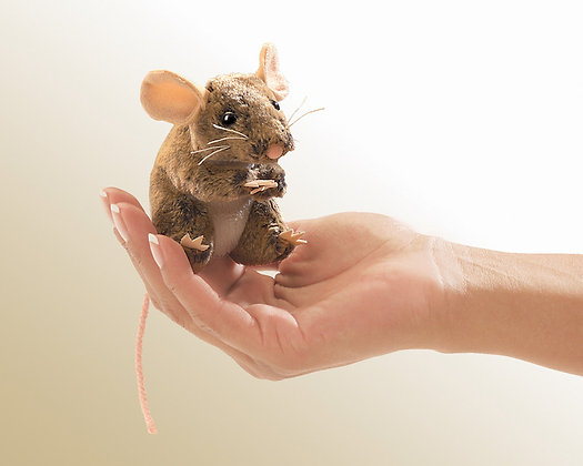 FM2652 - Mini Field Mouse F'Puppet