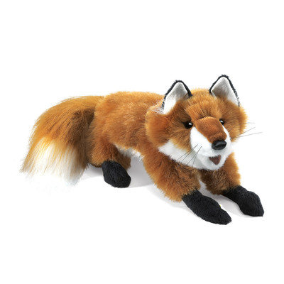 FM2576 - Small Red Fox Puppet