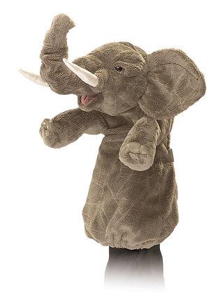 FM2830Elephant Stage Puppet