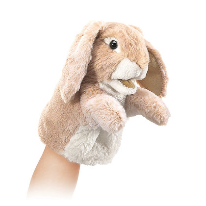 FM2944 - Little Lop Rabbit Puppet