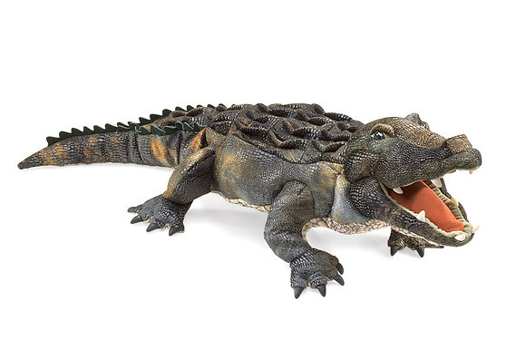 FM2921 - American Alligator Puppet