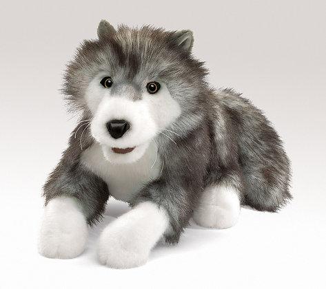 FM2171 - Timberwolf Puppet