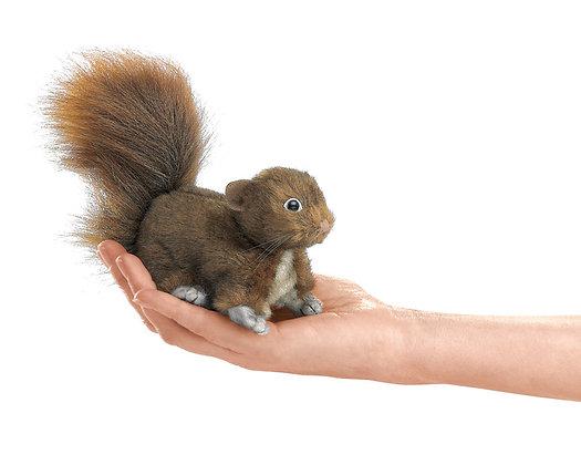 FM2735 - Red Squirrel Finger Puppet