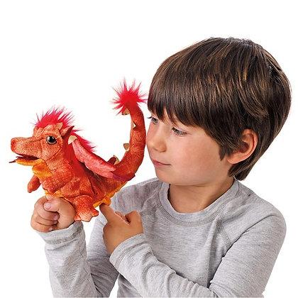 FM3054 - Fire Dragon Puppet