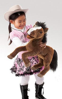 FM2924 - Horse Puppet