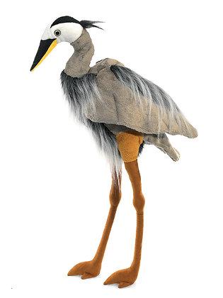 FM3077 - Great Blue Heron Puppet